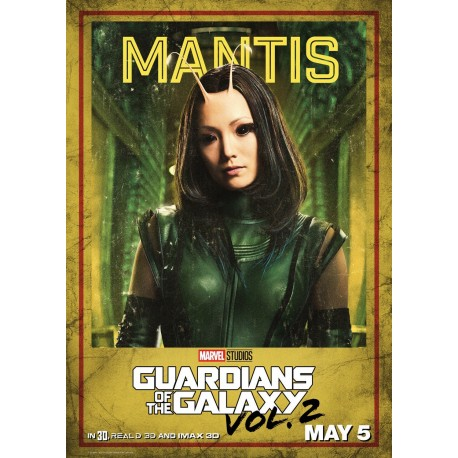 Guardians Of The Galaxy MANTIS