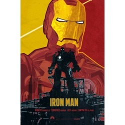 Plakat Iron Man