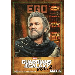 Guardians Of The Galaxy EGO
