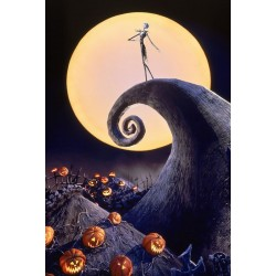Plakat The Nightmare Before Christmas