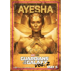 Guardians Of The Galaxy AYESHA