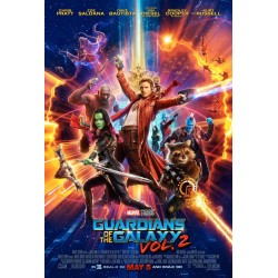 Guardians Of The Galaxy VOL.2 V2