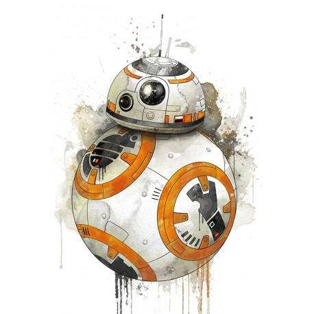 Plakat Star Wars - BB8