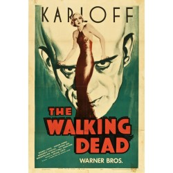 Plakat KarlOff The Walking Dead