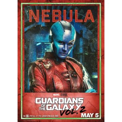 Guardians Of The Galaxy NEBULA